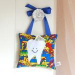 Superman Tooth Fairy Pillow for Boy..
